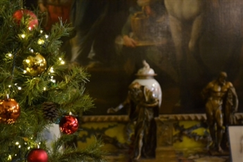 Burton constable hall christmas opening gifts