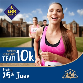 Burton Constable Trail 10K, Hull, East Yorkshire