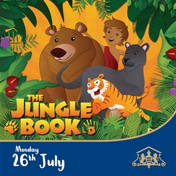 Jungle Book, Burton Constable, Live on the Lawn, Hull