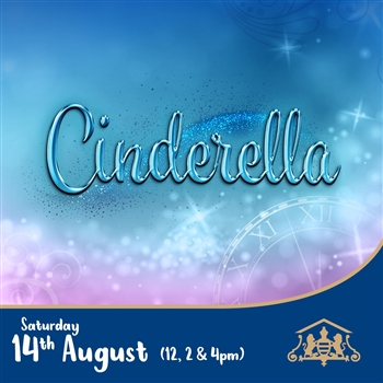 Cinderella, Live on the Lawn, Burton Constable Hall, Hull